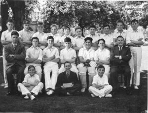 sths57 cricket in the 60s